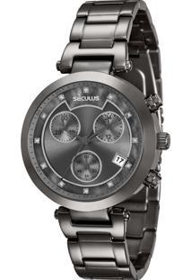 Relógio Seculus Feminino 20377Lpsvss5