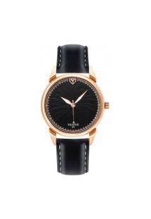 Relógio Feminino Yazole 353 - Preto
