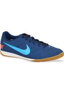 Tenis Nike Futsal Beco 2 Marinho Azul