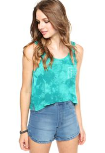 Regata Hang Loose Tie Dye Verde