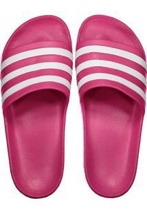 Chinelo Adidas Adilette Aqua Feminino Rosa