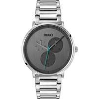 500c6347862 Relógio Hugo Boss Masculino Aço - 1530010