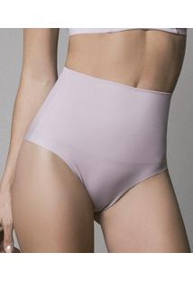 Cinta Calça Alta Max Control Lucitex Shapewear (4749) Cetinete Power, Nude, P