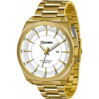 d94210f7c19 Relógio Xgames Xmgs1013 B1Kx - Masculino-Dourado
