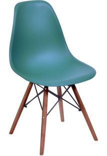 Cadeira Eames I Azul Petróleo