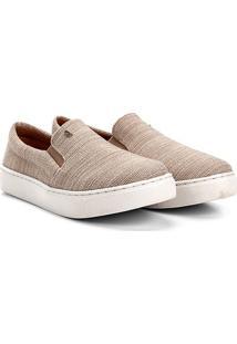 0da8ef24b R$ 99,99. Netshoes Tênis Santa Lolla Slip On Flat - Feminino