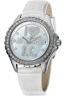 Relógio Just Cavalli Wj20288S Branco