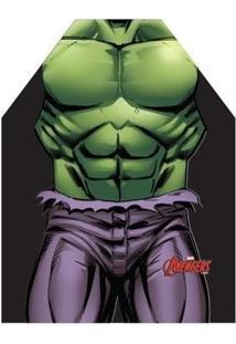 Avental Hulk Os Vingadores