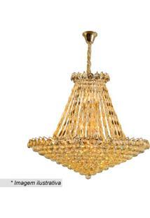 Lustre Shine- Dourado- 80X75Cm- Bivolthevvy
