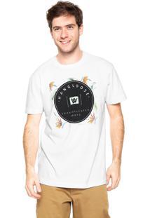 Camiseta Hang Loose Keane Branca