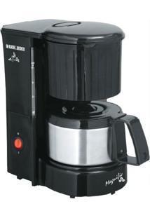 Cafeteira Inox Magnific 12 Cafés Cm12 110V Black & Decker