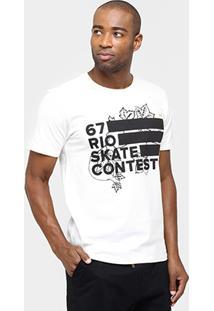 Camiseta Redley Skate - Masculino