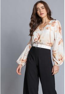 Calça Pantalona Cintura Alta Preto Reativo - Lez A Lez