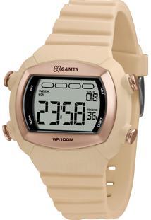 Relógio X-Games Feminino Xlppd045Bxtx