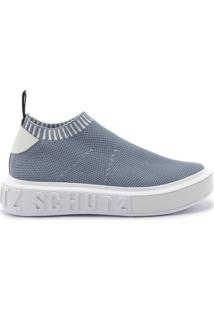 Sneaker It Schutz Bold Knit Blue | Schutz