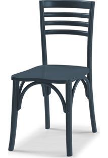 Cadeiras Para Cozinha Samara 83,5 Cm 911 Azul Noite - Maxima
