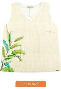 Blusa Branco
