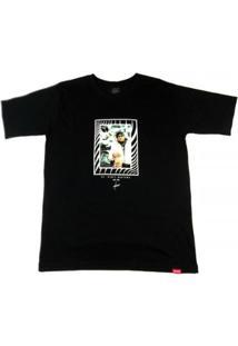 Camiseta Outlawz Wutang Legendary - Masculino-Preto