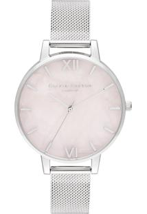 Relógio Olivia Burton Feminino Aço - Ob16Sp18