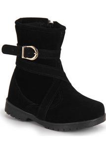 Ankle Boots Infantil Bellinha