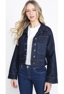Jaqueta Jeans Oversized Cheyne