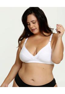 Sutiã Feminino Redutor Plus Size Dilady