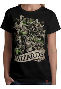 Camiseta Wizards