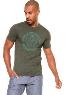 Camiseta Vr Circle Verde