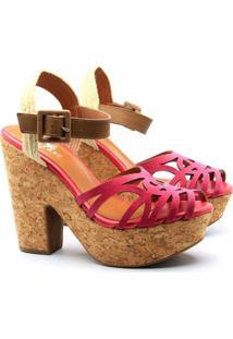 Anabela Saltare 3731602 Pink