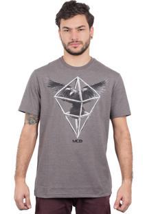 Camiseta Mcd Regular Three Heads
