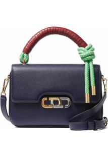 Marc Jacobs Bolsa Tiracolo The J Link - Azul