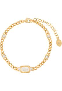 V Jewellery Pulseira Etta - Dourado