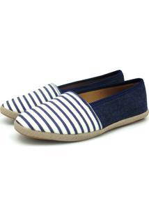 Alpargata Atron Shoes Jeans 100