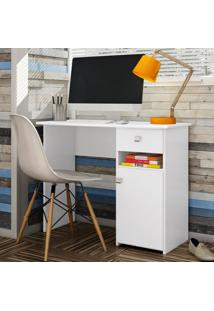Escrivaninha Colegial Branco Mc7007 - Art In Móveis