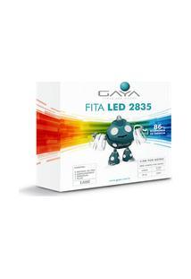 Kit Fita Led 4,8W 220V 6000K 5M 2835 Gaya