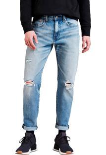 Calça Jeans Levis Masculina The Runner Azul Média Azul