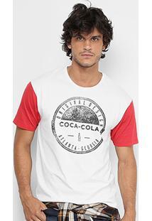 Camiseta Coca-Cola Original Masculina - Masculino