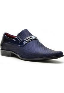 Sapato Promais 0556 Co Blob - Masculino-Marinho
