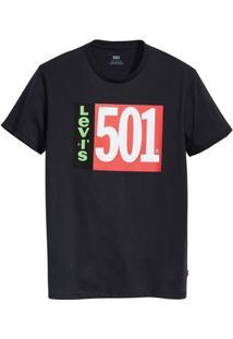 Camiseta Levis Graphic 501 - S