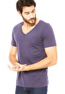 Camiseta Sommer Basic Azul