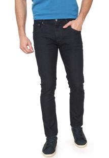 Calça Jeans Forum Skinny Igor Azul-Marinho