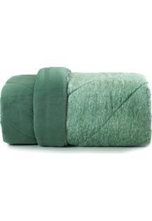 Edredom Solteiro Blend Fashion - Concept Green Verde
