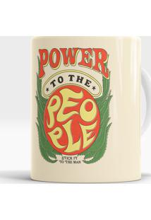 Caneca Power To The People