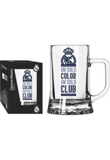 Caneca Maxim Real Madrid Clube - 500 Ml - Unissex