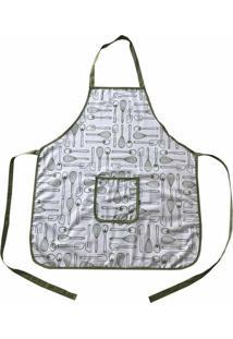 Avental Cozinha Decor 66X76Cm
