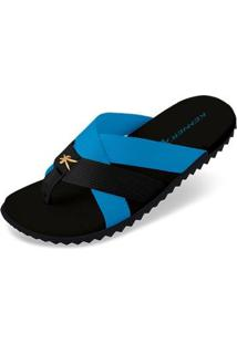Chinelo Kenner Rhaco Spider Duo Gold Masculino - Masculino