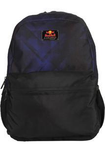 Mochila Red Bull Preto