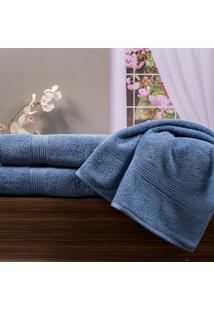 Toalha De Banho Advanced Fj2246 - Azul