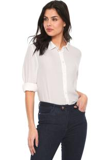 Camisa Colcci Lisa Off-White