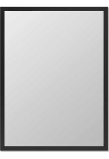 Espelho Edge 120X060 Vidrotec Preto